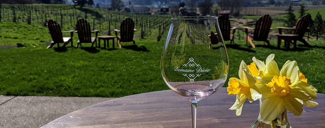 Wineries And Restaurants In Willamette Valley Wine Country Are Open And Taking Reservations!